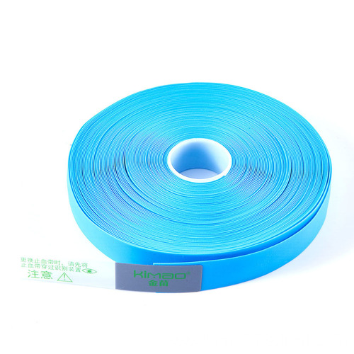 Blue One-time use tourniquet flat 25*400*0.635MM