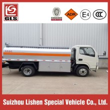 8000L Fuel Tanker Truck Dongfeng