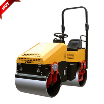 Chinese Asphalt Roller 1 Ton Steel Wheel Compaction Rollers
