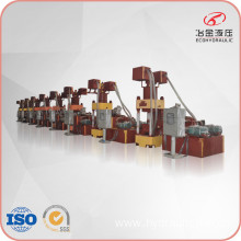 Hydraulic Briquette Press Scrap Metal Recycling Machine