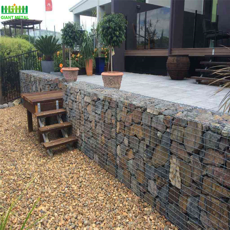 Galvanized Welded Import Gabion Box