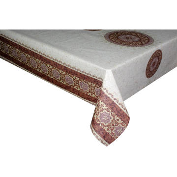 Elegant Tablecloth Ideas with Non woven backing