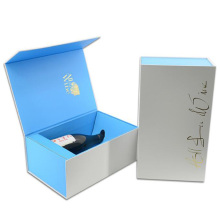 Cardboard Wine Paper Packaging Box Custom 2 Bottle