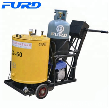 concrete crack filler hot sale concrete road repair machine(FGF-60)