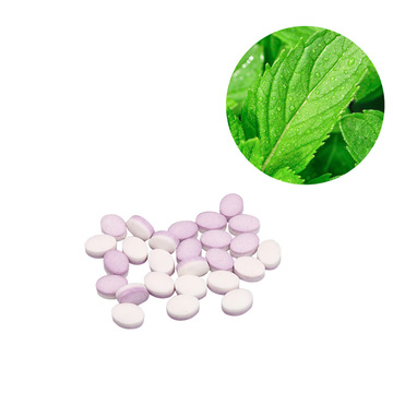 Professional  sale fresh stevia mint candy