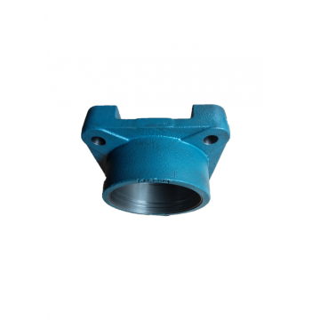 Cast Iron Square Flange Block Housing