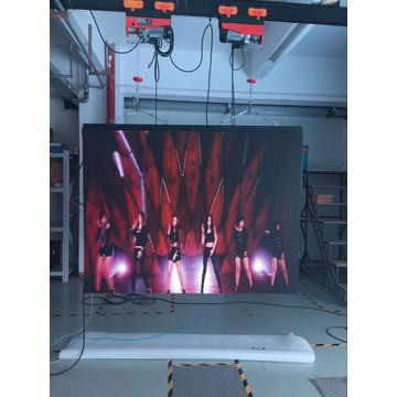 SMD High Brightness Rental LED Displays