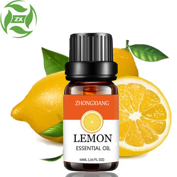 Natural Plant extract lemon oil for aromatherapy message