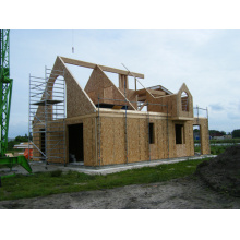 Wooden High Quality Prefab House