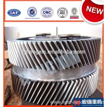 die casting steering differential bevel gear