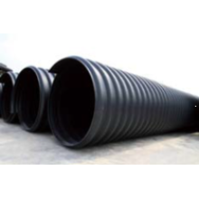 Tubo corrugado de doble pared HDPE