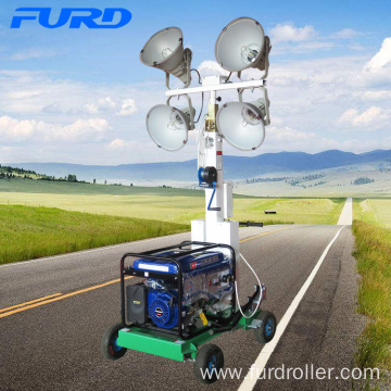 Factory Supply Mobile Light Tower 4000w (FZM-1000B)