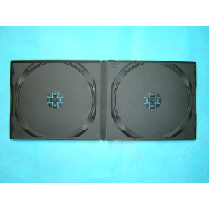 CD Case cd box cd cover 10MM Short Double Black(YP-D812H)