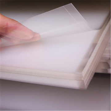 Good printing film clear polycarbonate film