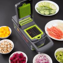 Vegetable Cutter Kitchen accessories Mandoline Slicer Fruit Cutter Potato Peeler Cheese Grater vegetable slicer Food Processor