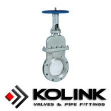 Knife Gate Valve Bolted Bonnet