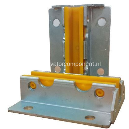 Counterweight Guide Shoe for ThyssenKrupp Lifts 10mm 16mm