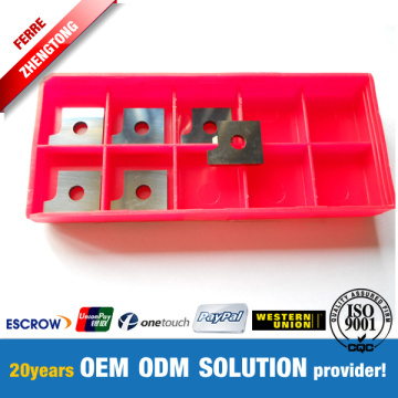 Carbide Inserts for Edge Band Woodworking Machine