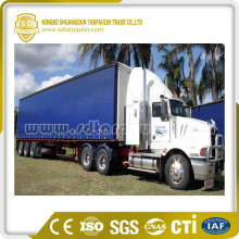 Long Lasting UV Resistant Poly Truck Cover Tarp