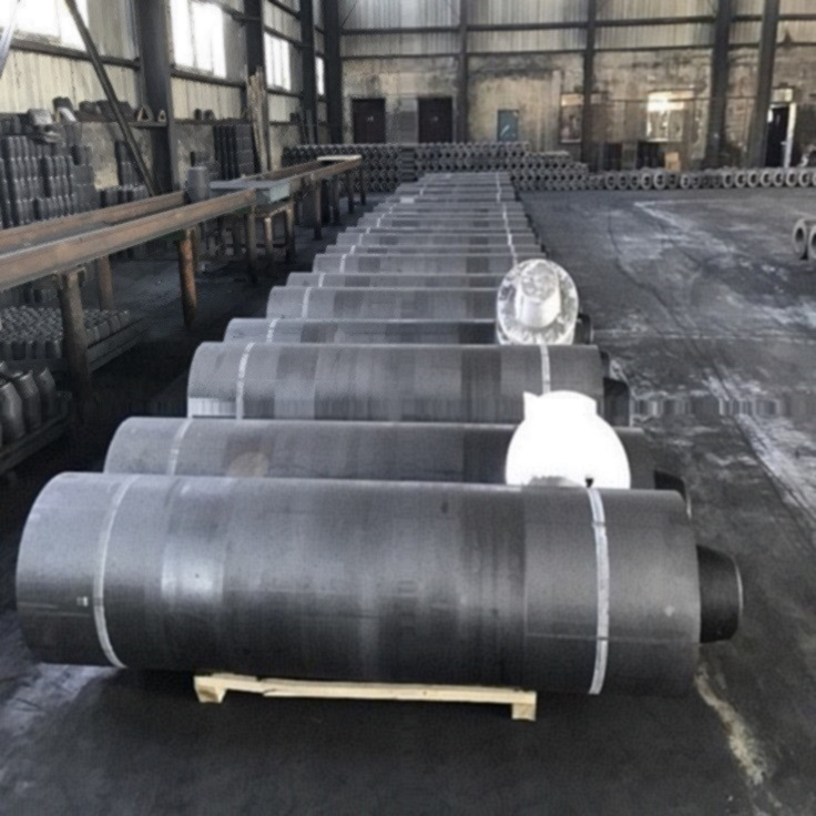 UHP 700 Graphite Electrode for Arc Furnace