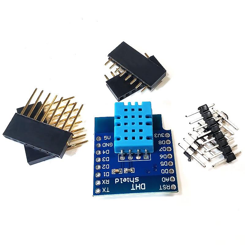 Esp8266 D1 Mini Pro Wifi Development Board Nodeu Ws2812 Rgb Dht11 Dht22 Am2302 Relais Ds18b20 Bmp180 Motor Voor Wemos Diy kit