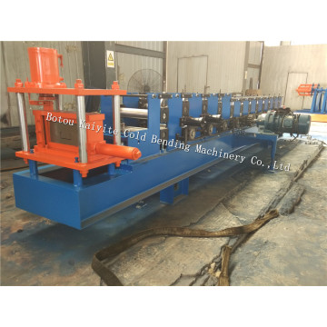 CE Compliance Adjustable C purlin Roll Forming Machine