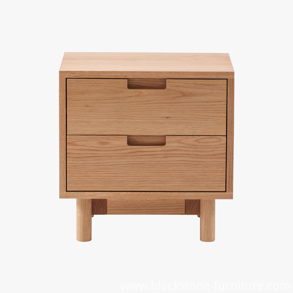 Wooden Nightstand