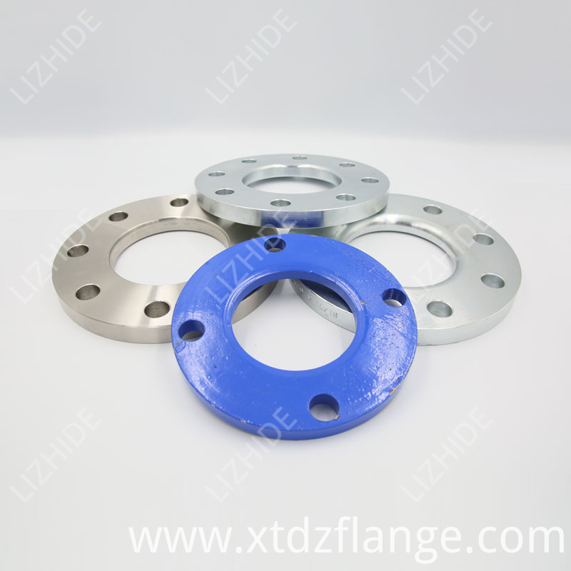 Forged Slotted Flange