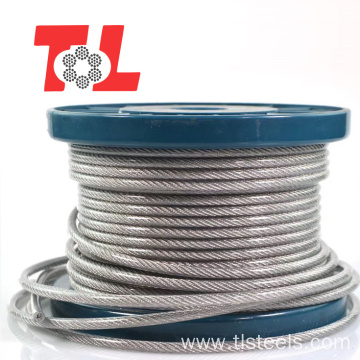 Factory Price of Stainless Steel Wire Rope