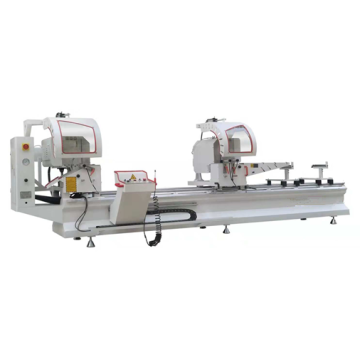 Double-head Aluminum Door & Window Cutting Saw LJZ06