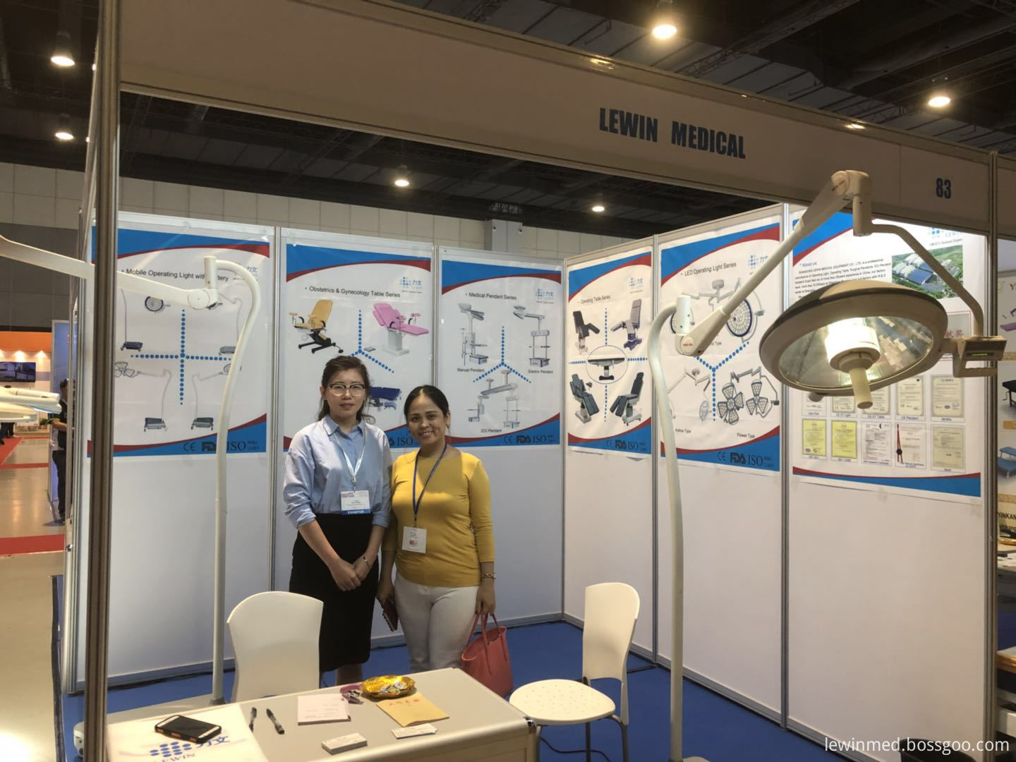 introduce for operating lamp