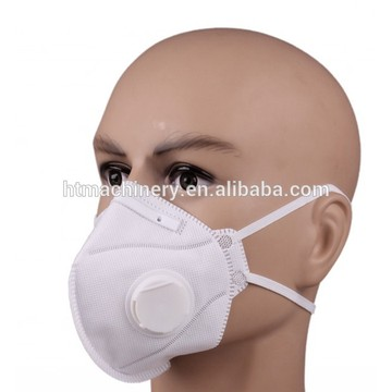 Fold Mask Nose Clip And Earloop Welding Machine