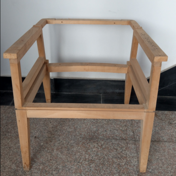 Solid Wood Chair Frame