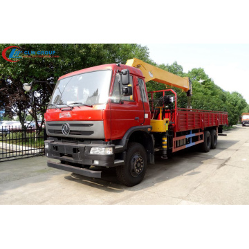 Brand New Dongfeng Commercial Truck Mounted 12Tons Crane