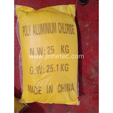 PAC Polyaluminium Chloride Water Purification Agent 30%