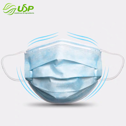 3 Ply Nonwoven Disposable High Protective Mask Earloop
