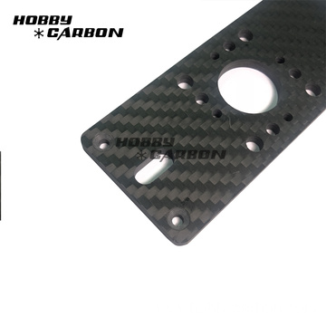 Fireproof Carbon fiber mat with low price