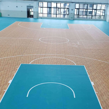Basketball Sports Floor/Basketball Mats