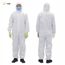Coverall protective working coverall safety clothing suit