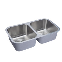 Undermount 50/50 Double Bowl Stainless Steel Kitchen Sinks