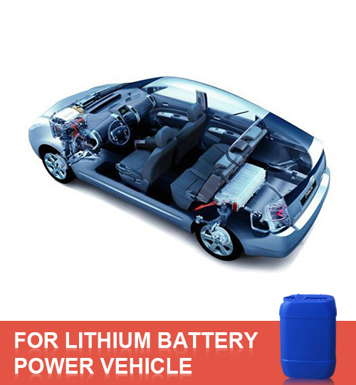 Low Toxicity Solvent for Battery Car