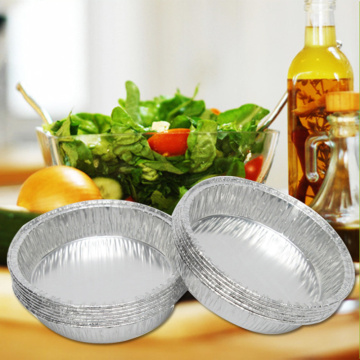 Single-used Aluminum Foil Party Tray