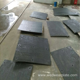 10+10 multiple wear resistant layers anti-friction steel plate