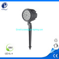 18W led projector light led spot light
