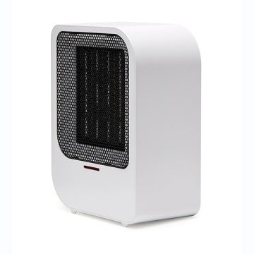 Fan heater with two power levels