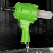 Pneumatic Rivet Gun Industrial Pneumatic Air Rivet Nut Guns Insert Threaded Pull Setter Riveters Riveting Nuts Rivnut Tool