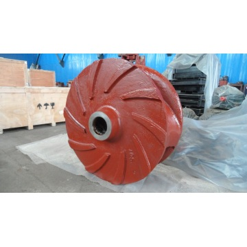 high chromium wear-resistant alloy  and rubber impller