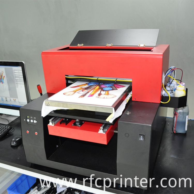 Digital Garment Envelope Printer