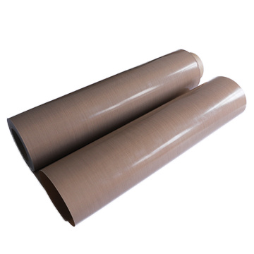 0.18MM  brown high temperature ptfe  fabric
