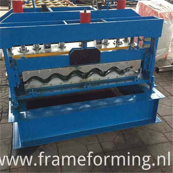 Roof Sheel Roofing Roll Forming Machine
